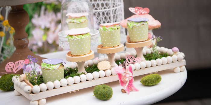 Fairy Garden Birthday Party on Kara's Party Ideas | KarasPartyIdeas.com (1)