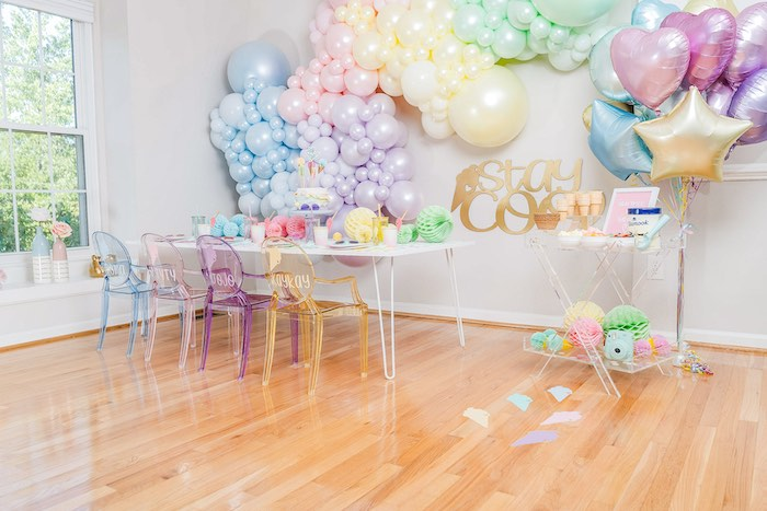Pastel Ice Cream Party on Kara's Party Ideas | KarasPartyIdeas.com (17)