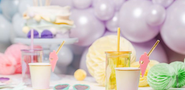 Pastel Ice Cream Party on Kara's Party Ideas | KarasPartyIdeas.com (4)