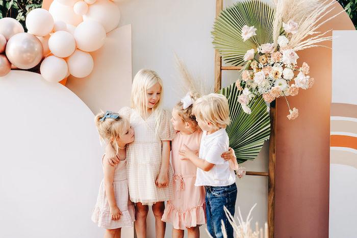 Rainbow Baby Celebration on Kara's Party Ideas | KarasPartyIdeas.com (15)