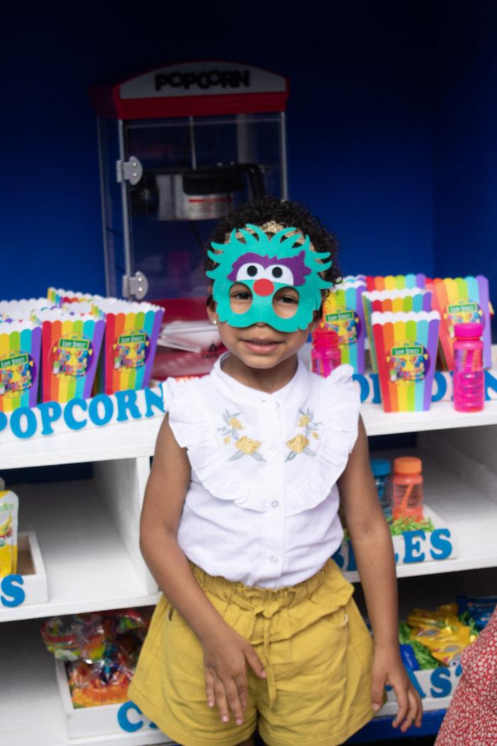 Sesame Street Birthday Party on Kara's Party Ideas | KarasPartyIdeas.com (9)