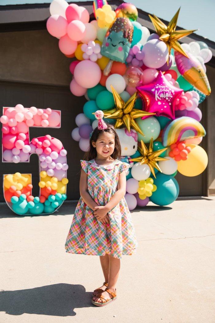 Summer Birthday Jam on Kara's Party Ideas | KarasPartyIdeas.com (6)