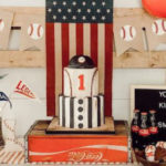 Vintage Baseball + The Sandlot Birthday Party on Kara's Party Ideas | KarasPartyIdeas.com (1)