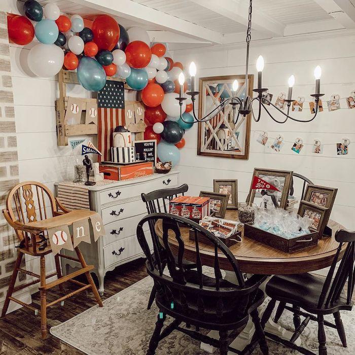 Vintage Baseball + The Sandlot Birthday Party on Kara's Party Ideas | KarasPartyIdeas.com (5)