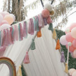 Vintage Boho Picnic Party on Kara's Party Ideas | KarasPartyIdeas.com (2)