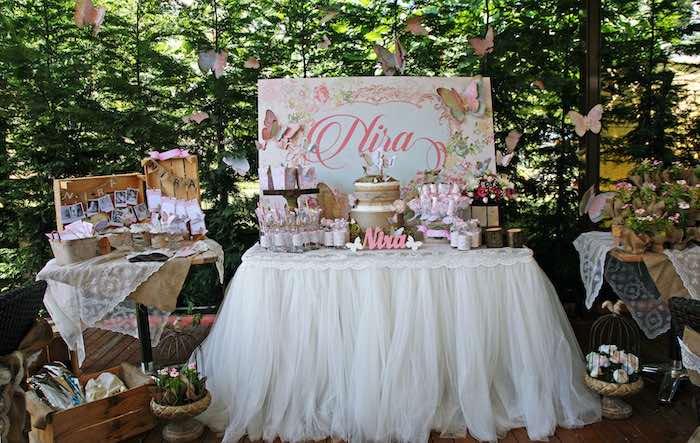 Vintage Butterfly Garden Party on Kara's Party Ideas | KarasPartyIdeas.com (16)
