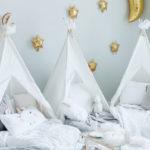 """Dream Big"" Sleepover Birthday Party on Kara's Party Ideas   KarasPartyIdeas.com (3)"
