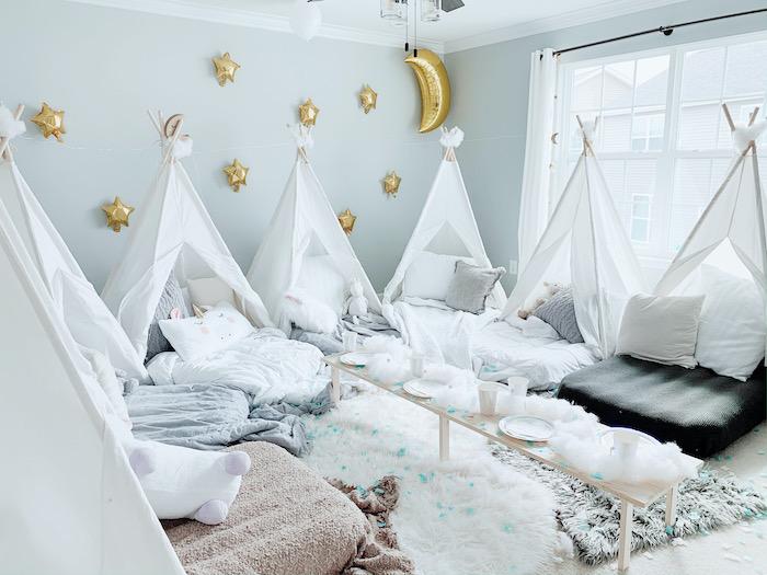 """Dream Big"" Sleepover Birthday Party on Kara's Party Ideas | KarasPartyIdeas.com (18)"