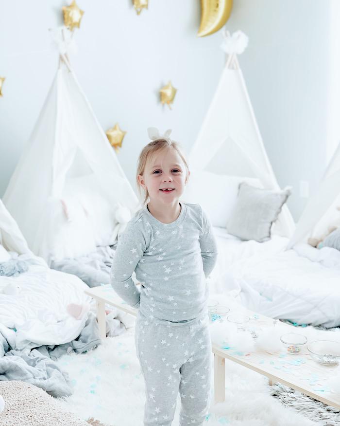 """Dream Big"" Sleepover Birthday Party on Kara's Party Ideas | KarasPartyIdeas.com (15)"