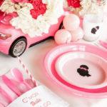 Afro Barbie Dream Pool Party on Kara's Party Ideas   KarasPartyIdeas.com (1)