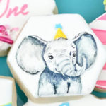 Calling All Party Animals First Birthday Party on Kara's Party Ideas | KarasPartyIdeas.com (3)