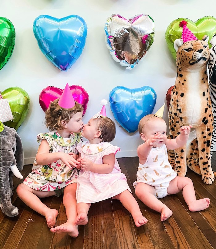 Calling All Party Animals First Birthday Party on Kara's Party Ideas | KarasPartyIdeas.com (30)