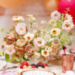 Floral Fall Harvest Party on Kara's Party Ideas | KarasPartyIdeas.com (2)