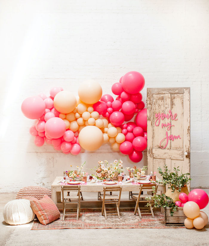 Floral Fall Harvest Party on Kara's Party Ideas | KarasPartyIdeas.com (25)