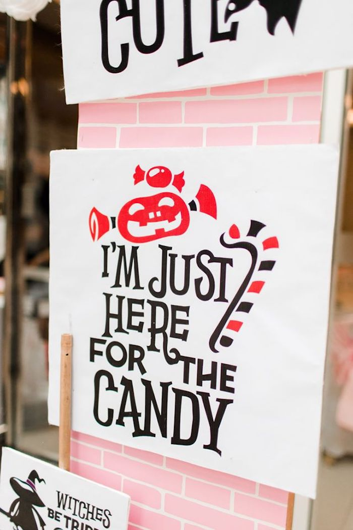 Candy Print from a Hocus Pocus Halloween Birthday Party on Kara's Party Ideas | KarasPartyIdeas.com (25)