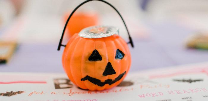 Hocus Pocus Halloween Birthday Party on Kara's Party Ideas | KarasPartyIdeas.com (3)