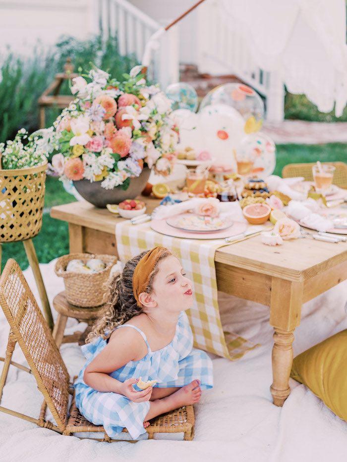 Mommy & Me Citrus Brunch on Kara's Party Ideas | KarasPartyIdeas.com (20)