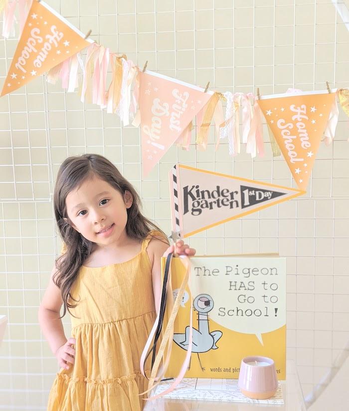 Pastel Back to School Party on Kara's Party Ideas | KarasPartyIdeas.com (12)