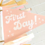 Pastel Back to School Party on Kara's Party Ideas | KarasPartyIdeas.com (3)