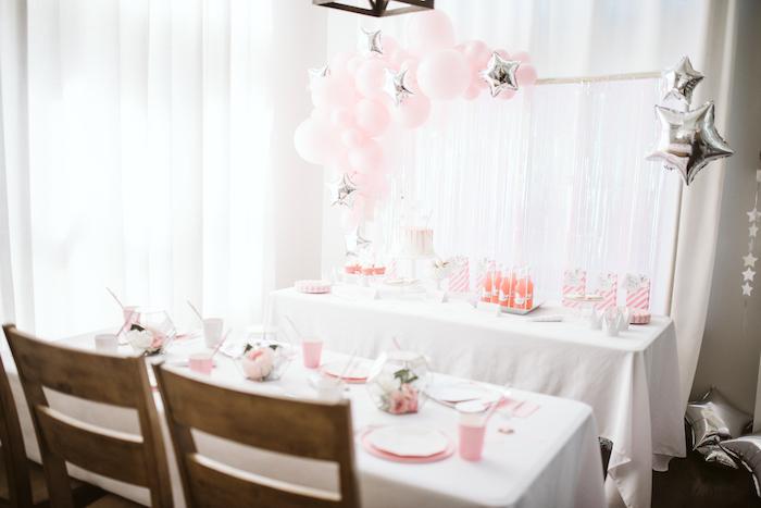 Swan Lake Ballet Tea Party on Kara's Party Ideas | KarasPartyIdeas.com (36)