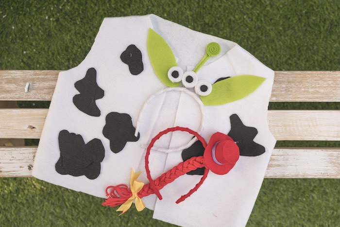 Toy Story Party Favors from a Toy Story 1st Birthday Party on Kara's Party Ideas | KarasPartyIdeas.com (17)