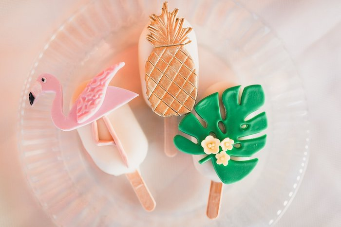 Tropical Cakesicles from a Tropical Flamingo Party on Kara's Party Ideas | KarasPartyIdeas.com (32)