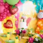 Tutti Frutti Birthday Party on Kara's Party Ideas | KarasPartyIdeas.com (2)