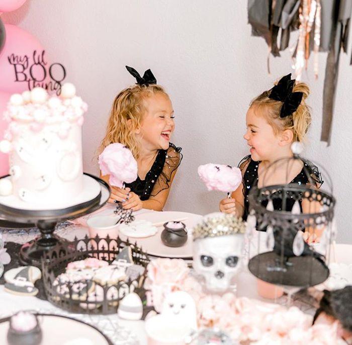 """My Lil' BOO Thing"" Halloween Party on Kara's Party Ideas | KarasPartyIdeas.com (10)"