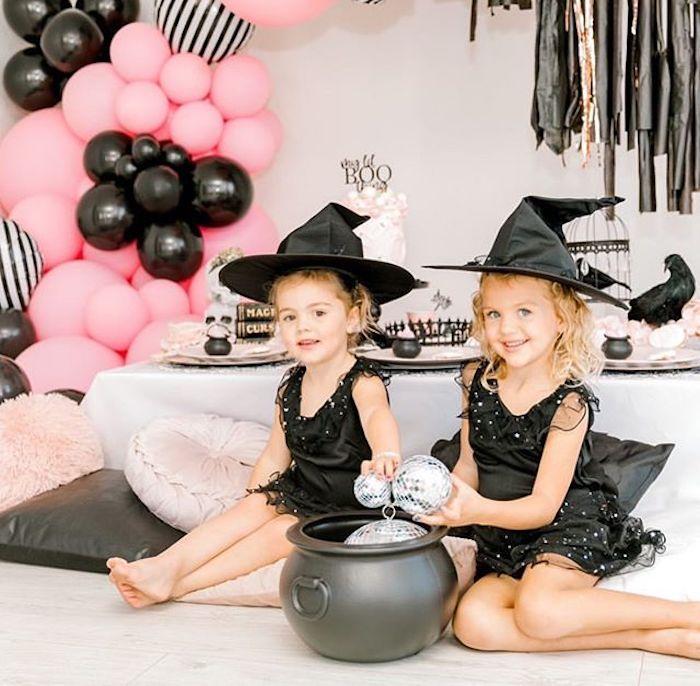 """My Lil' BOO Thing"" Halloween Party on Kara's Party Ideas | KarasPartyIdeas.com (9)"