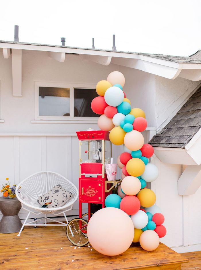 Carnival + Street Fair Drive-by Party on Kara's Party Ideas | KarasPartyIdeas.com (3)