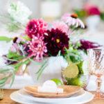 Floral Boho 40th Birthday Fiesta on Kara's Party Ideas | KarasPartyIdeas.com (1)