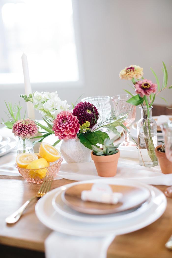 Blooms from a Floral Boho 40th Birthday Fiesta on Kara's Party Ideas | KarasPartyIdeas.com (25)