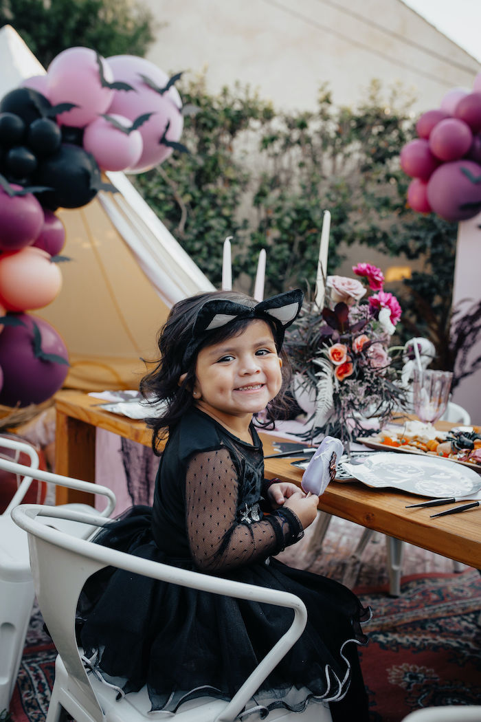 Girly Gothic Halloween Party on Kara's Party Ideas | KarasPartyIdeas.com (14)
