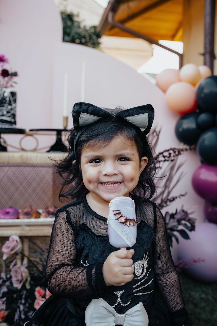 Girly Gothic Halloween Party on Kara's Party Ideas | KarasPartyIdeas.com (30)