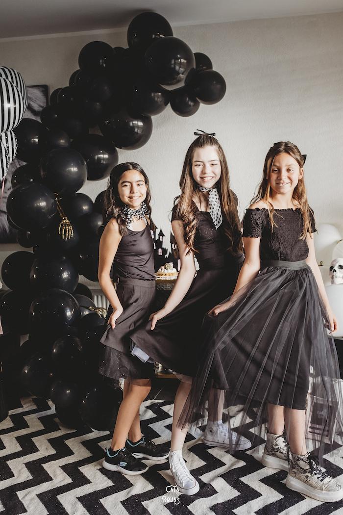 Glam Haunted House Halloween Party on Kara's Party Ideas | KarasPartyIdeas.com (12)
