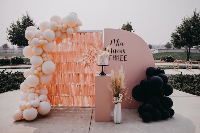 Pink Ballerina Birthday Party on Kara's Party Ideas | KarasPartyIdeas.com (23)