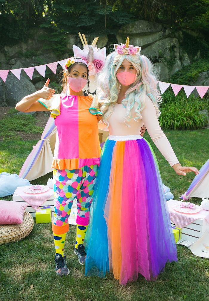 Rainbow Unicorn Birthday Party on Kara's Party Ideas | KarasPartyIdeas.com (48)