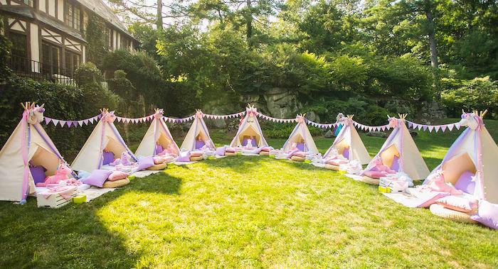 Rainbow Unicorn Birthday Party on Kara's Party Ideas | KarasPartyIdeas.com (47)