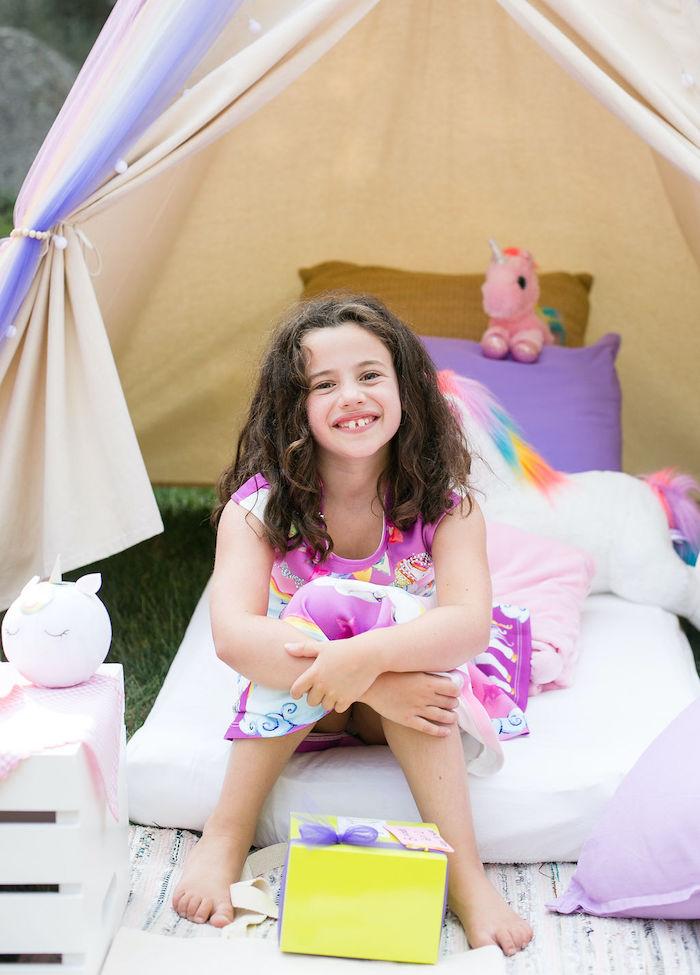 Rainbow Unicorn Birthday Party on Kara's Party Ideas | KarasPartyIdeas.com (33)