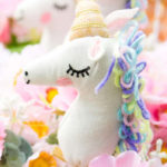 Rainbow Unicorn Birthday Party on Kara's Party Ideas | KarasPartyIdeas.com (4)