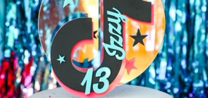 TikTok Teen Birthday Party on Kara's Party Ideas | KarasPartyIdeas.com (1)