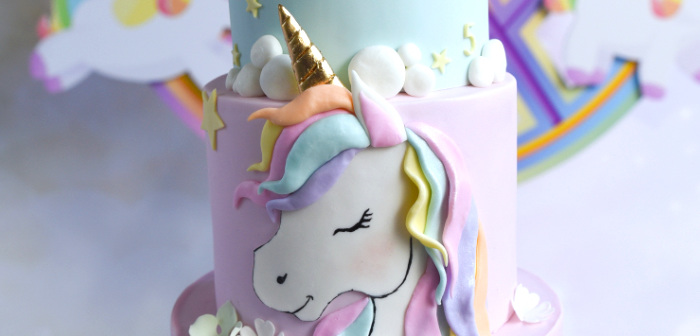 Unicorns & Rainbows Birthday Party on Kara's Party Ideas | KarasPartyIdeas.com (2)