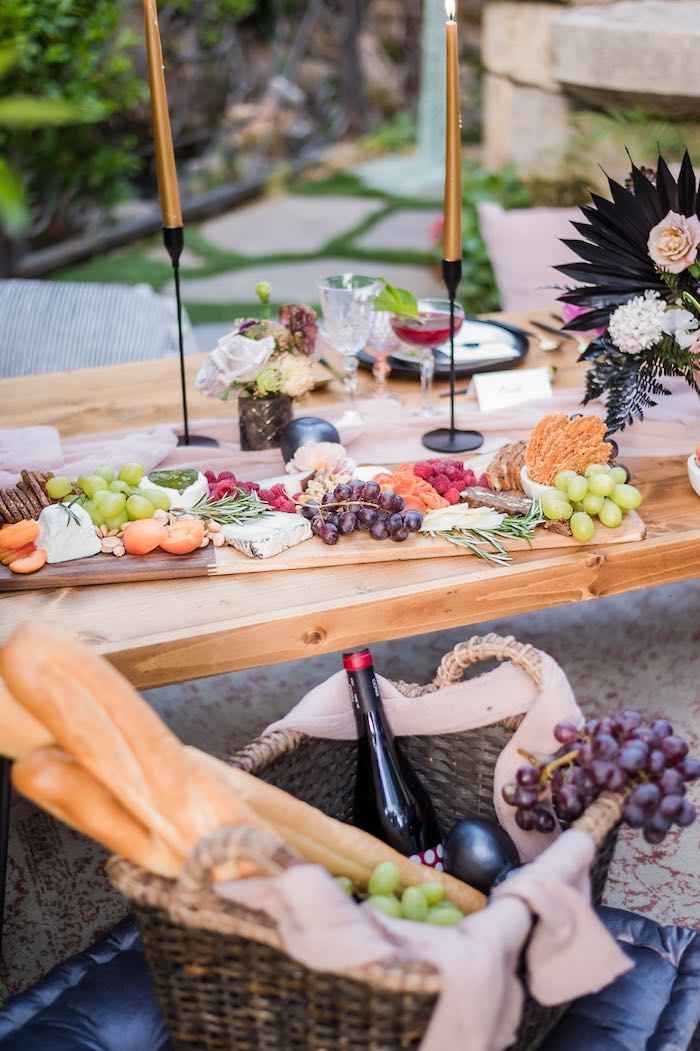 Vintage Modern Elegant Garden Wedding on Kara's Party Ideas   KarasPartyIdeas.com (19)