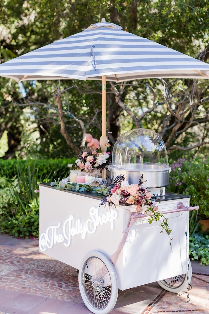 Vintage Modern Elegant Garden Wedding on Kara's Party Ideas   KarasPartyIdeas.com (34)