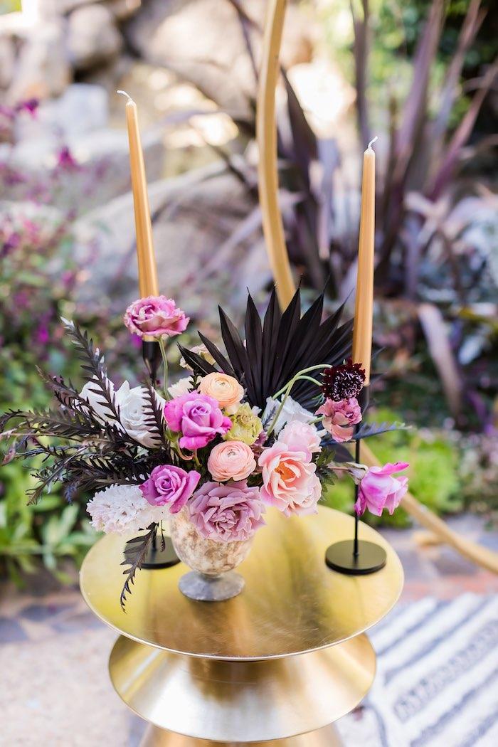Vintage Modern Elegant Garden Wedding on Kara's Party Ideas   KarasPartyIdeas.com (33)
