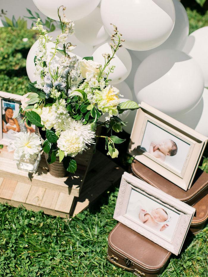 Framed Photos from a Winnie the Pooh Backyard Party on Kara's Party Ideas | KarasPartyIdeas.com (15)