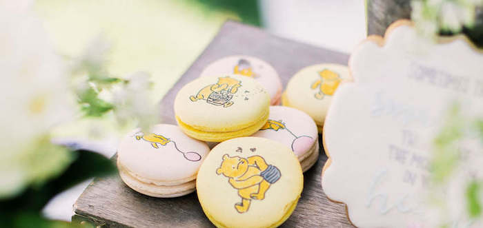 Winnie the Pooh Backyard Party on Kara's Party Ideas | KarasPartyIdeas.com (5)