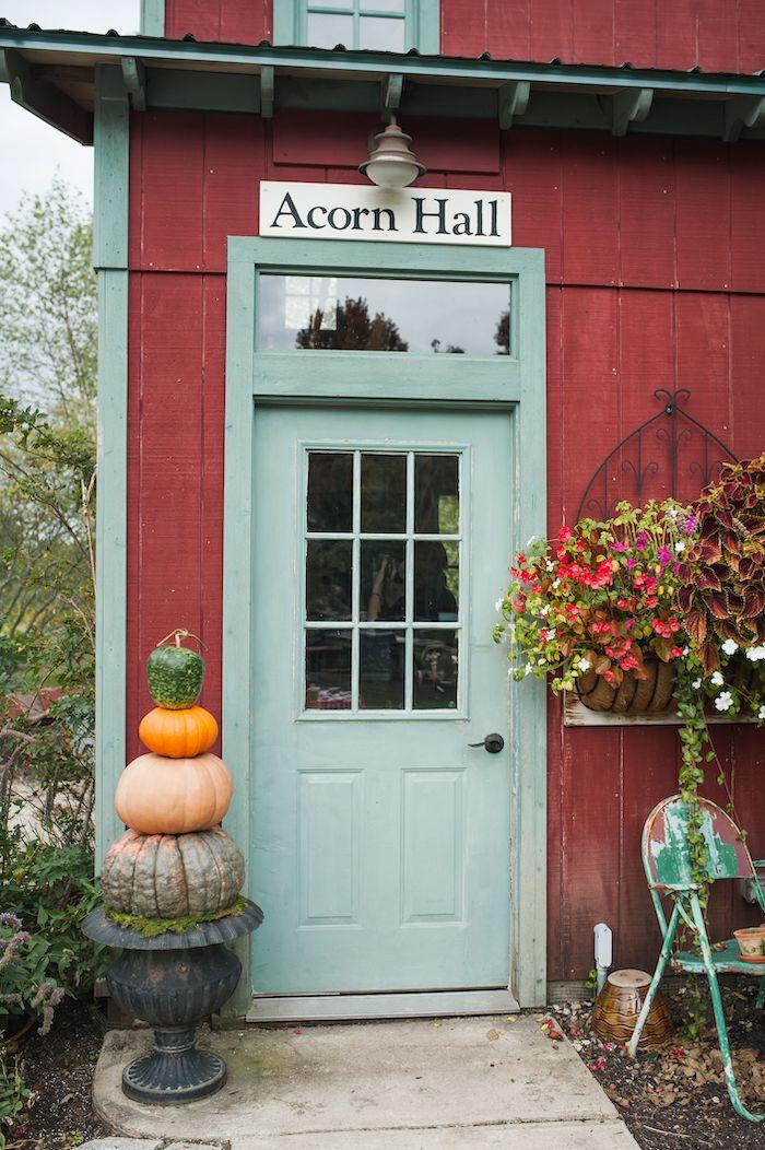 Acorn Hall from an Apple Orchard Birthday Party on Kara's Party Ideas | KarasPartyIdeas.com (54)