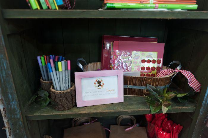 Apple Orchard Birthday Party on Kara's Party Ideas | KarasPartyIdeas.com (31)