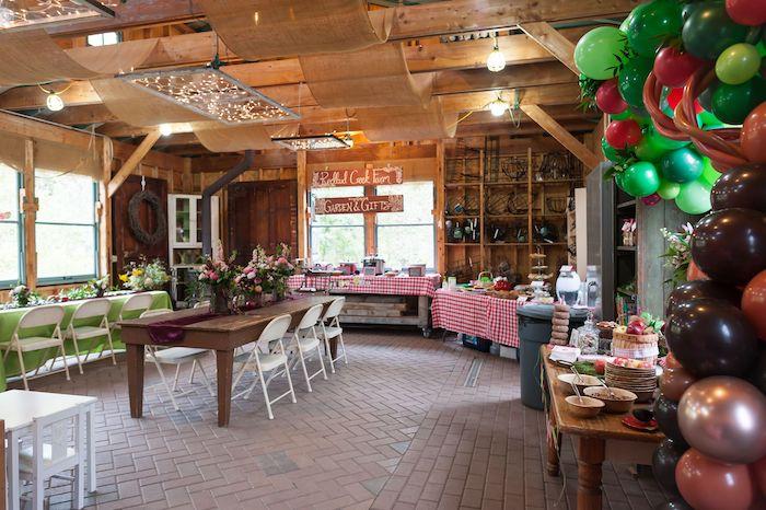 Apple Orchard Birthday Party on Kara's Party Ideas | KarasPartyIdeas.com (25)